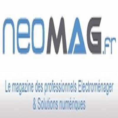 Logo presse Paris Retail Week, le commerce fait son salon – neomag