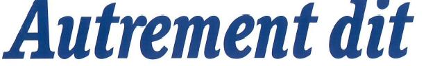 Logo presse LA NOUVELLE DONNE REDISTRIBUE LES CARTES REGIONALES – AUTREMENT DIT