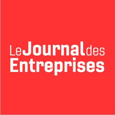 Logo presse 7 pôles de compétitivité labellisés dans les Hauts-de-France – LE JOURNAL DES ENTREPRISES